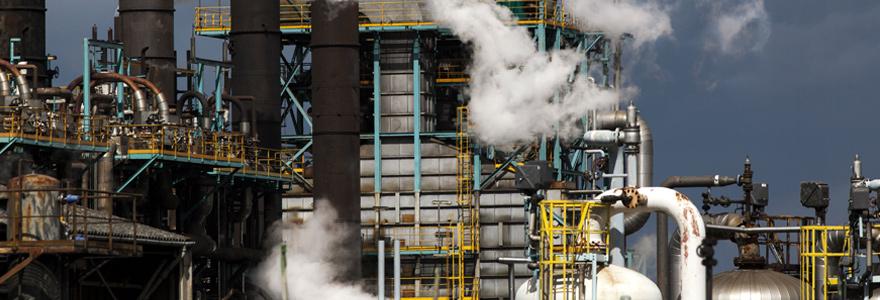 d'équipements industriels